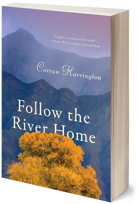 Follow the River Home, novel, book cover